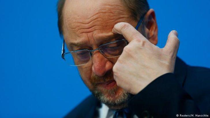 Schulz Dışişleri Bakanı olmayacak