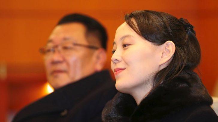 Kim Jong Un'un Kızkardeşi Güney Kore Liderine Özel Mesaj mı Taşıyor?