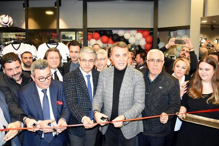 """Beşiktaş Başkanı Orman: """"Maçlarımızı dengelemeleri lazım"""""""
