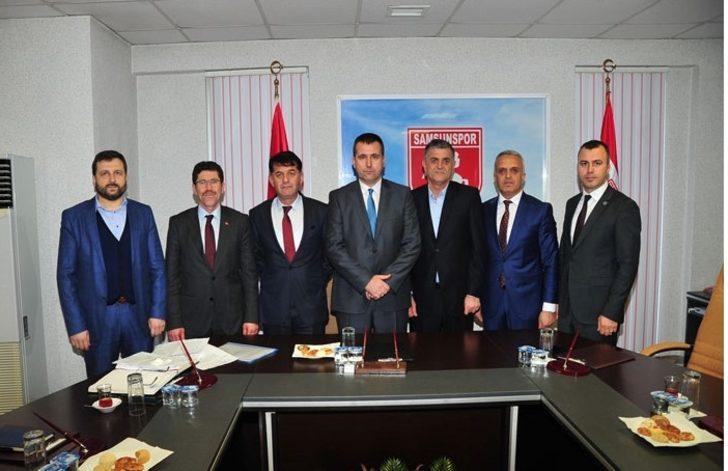 Samsunspor'da kayyum heyeti belli oldu (2)