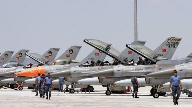 Afrin'e Hava Operasyonu Yeniden Başladı