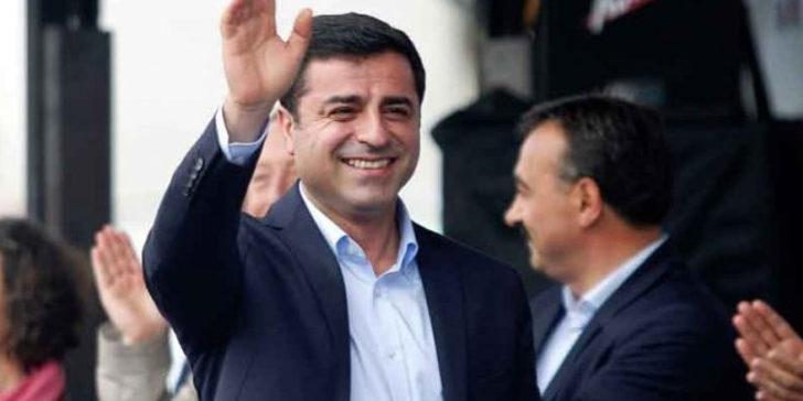 HDP Eş Genel Başkanı Selahattin Demirtaş'tan Kongre mesajı