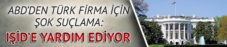 ABD'den Türk firmaya yaptırım