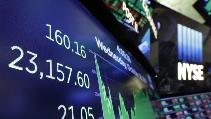 ABD Borsalarında Dalgalanma Sürüyor