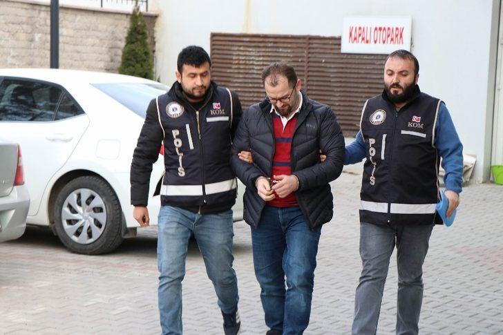 FETÖ'nün firari eğitim danışmanı tutuklandı