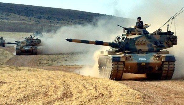 Suriye'de son dakika gelişmesi! TSK, Suriye Ordusu'yla karşı karşıya geldi