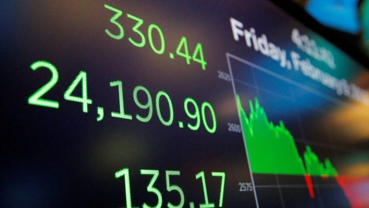 Borsalar Sert Dalgalanmaların Ardından Haftayı Yükselişle Tamamladı