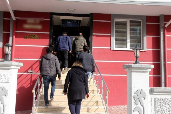 Nevşehir'de günübirlik kiralanan evlere denetleme