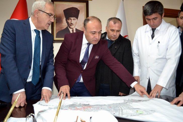 Salihli'ye 300 yataklı hastane yapılacak