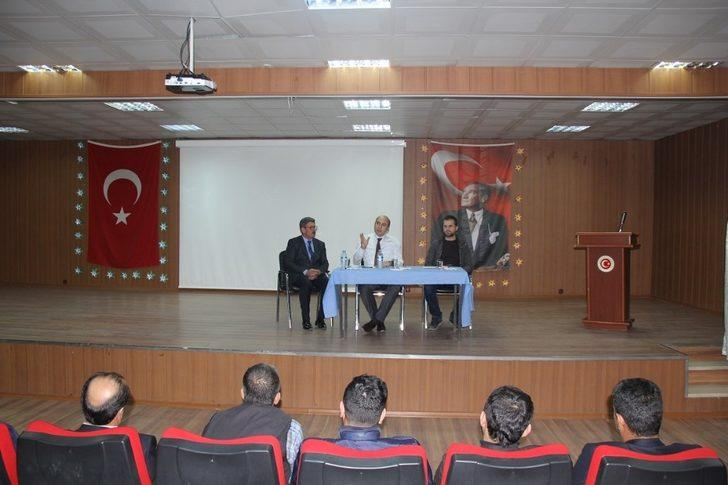 Dülgeroğlu'ndan esnaf ve vatandaşlarla bir araya geldi