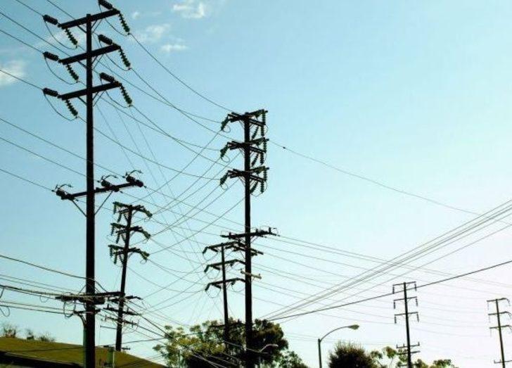 Simav'da elektrik kesintisi