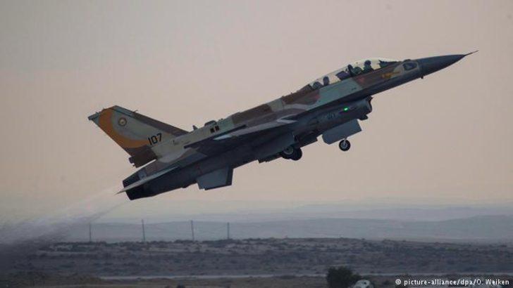 İsrail'in Suriye'ye hava saldırısı kaygı yarattı