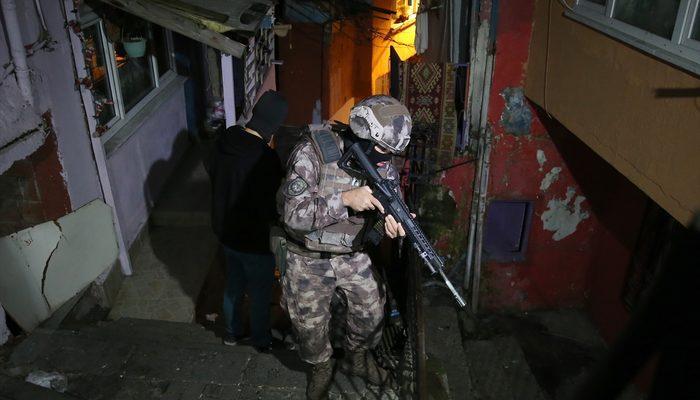 Son dakika: Ankara'da eylem hazırlığındaki DEAŞ'lılara operasyon