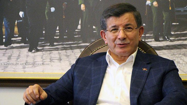Ahmet Davutoğlu'ndan Afrin açıklaması