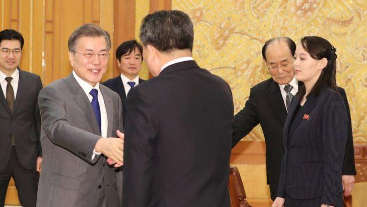 Kuzey'den Güney Kore'ye Liderler Zirvesi Daveti