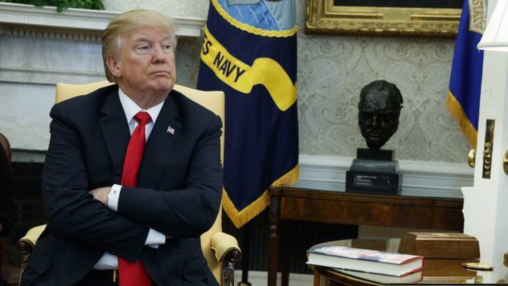 Trump'tan Demokratlar'ın Hazırladığı Belgeye Ret