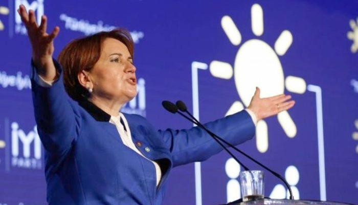 Meral Akşener: Hiç kimsenin İYİ Parti'yi seçime sokmamaya gücü yetmeyecek