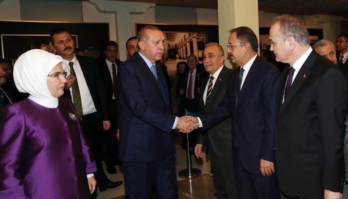 Cumhurbaşkanı Erdoğan, Sultan Abdülhamid'in sözleriyle Zeytin Dalı Harekatı'nı değerlendirdi
