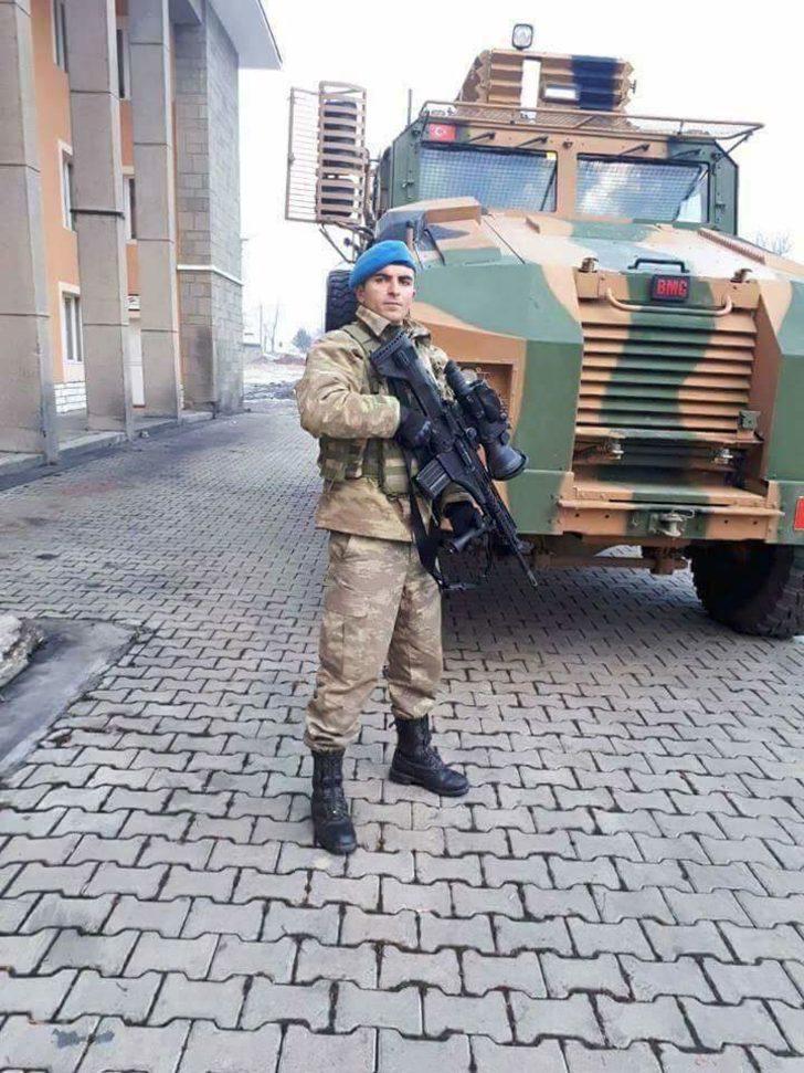 Şehit Uzman Onbaşı Karacaoğlu'nun acı haberi ailesine ulaştı