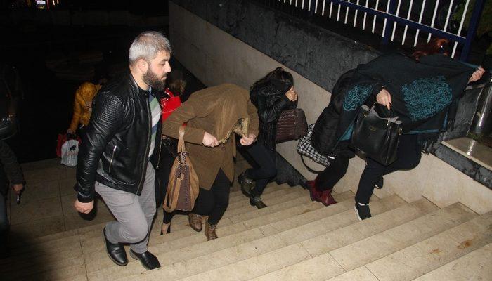 İstanbul'da fuhuş ve insan ticareti operasyonu: Çok sayıda gözaltı var
