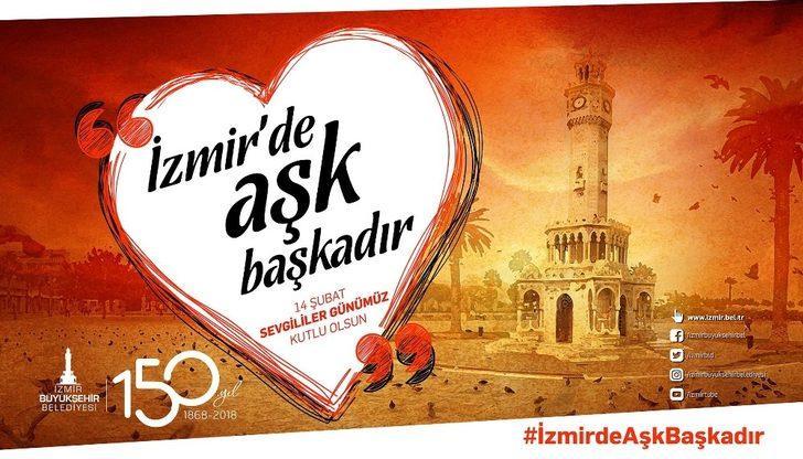 Sevgililer Günü için dopdolu program