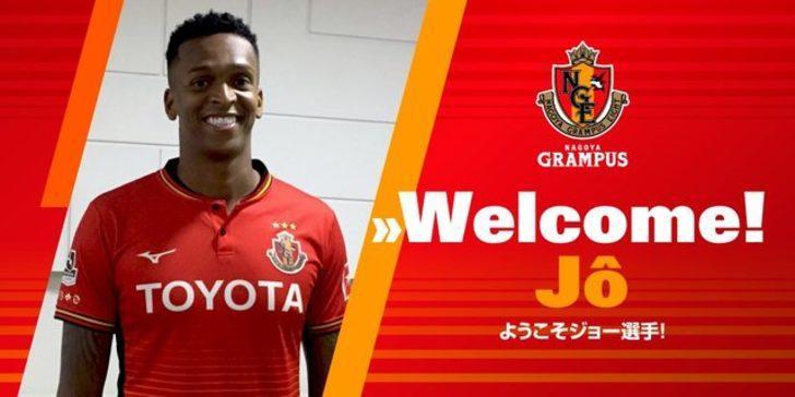 Jo - Yaşı: 30 - Takımı: Nagoya Grampus