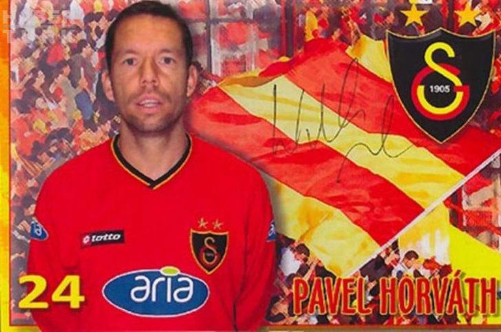 Pavel Horvath - 41 yaşında Viktoria Plzen'de bıraktı