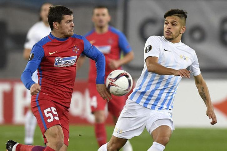 Alexandru Bourceanu - Yaşı: 32 - Takımı: Steaua