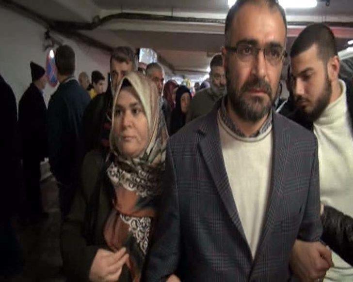 Ek fotoğraf // İsrail'de gözaltına alınan akademisyen serbest bırakılışının ardından yurda döndü