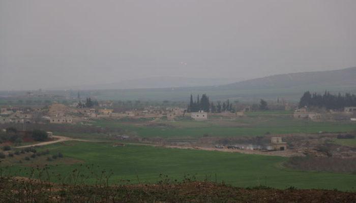 Afrin'de Özel Kuvvetler'den geniş çaplı operasyon! Teröristler kıstırıldı