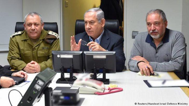Netanyahu: İran ve Suriye güçlerine ağır darbe indirdik