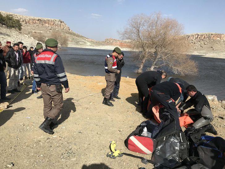 Kayıp olarak aranıyordu, barajda cesedi bulundu