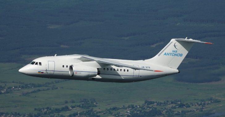 Rusya'da yolcu uçağı düştü (5)