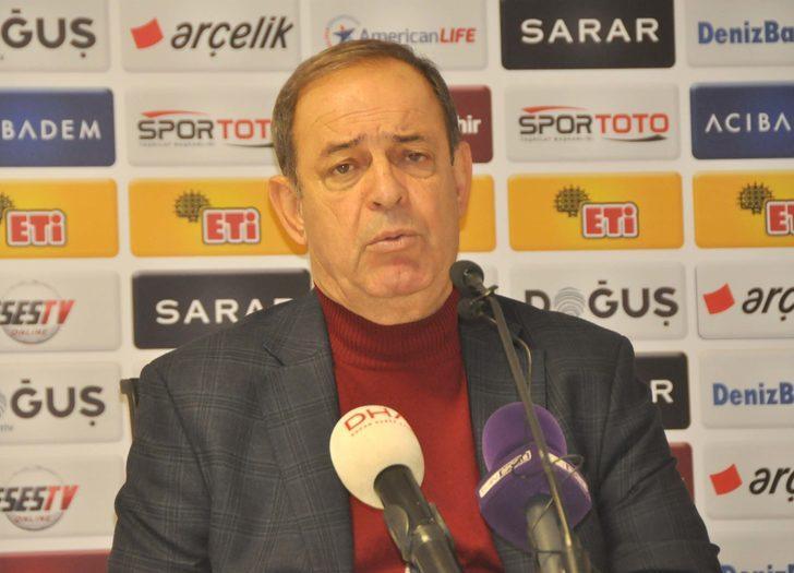 Eskişehirspor-Akın Çorap Giresunspor maçının ardından