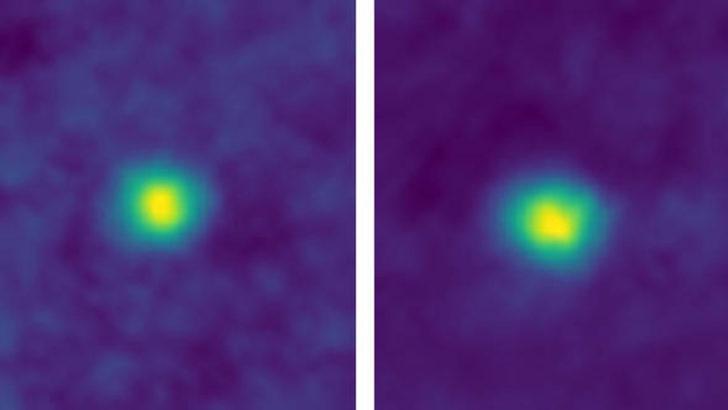 NASA paylaştı! En belirgin görüntüsü
