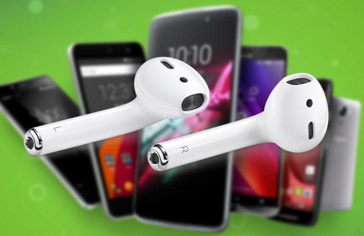Airpods Android kullanıcılarının tercihi