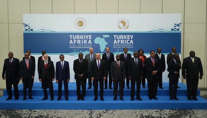 - Türkiye-Afrika 2. Bakanlar Gözden Geçirme Konferansı (2)