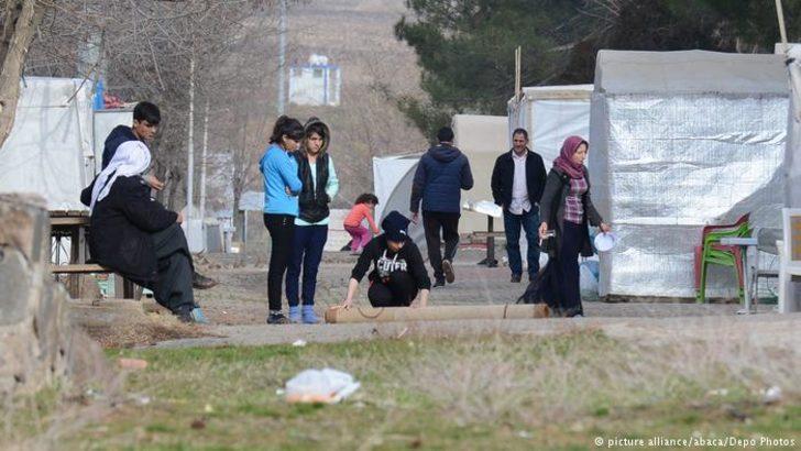 Yunan yetkililer mülteci anlaşmasından şikayetçi