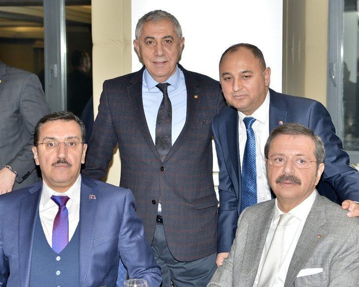 Salihli'nin talepleri, Bakan Tüfenkçi'ye iletildi