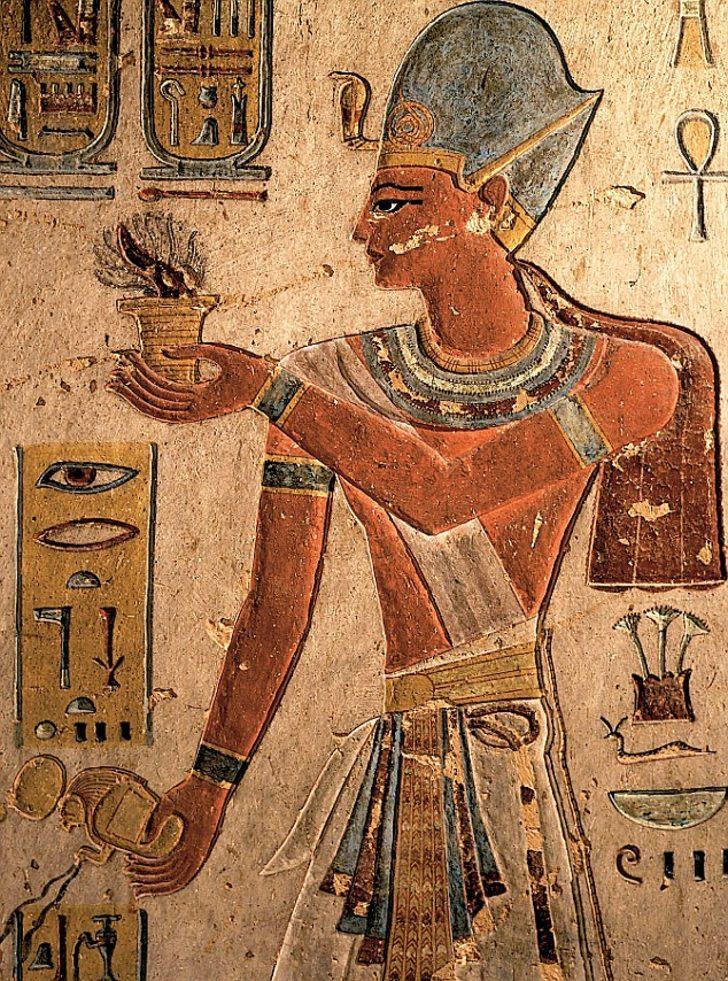 Картинка жрицы египта