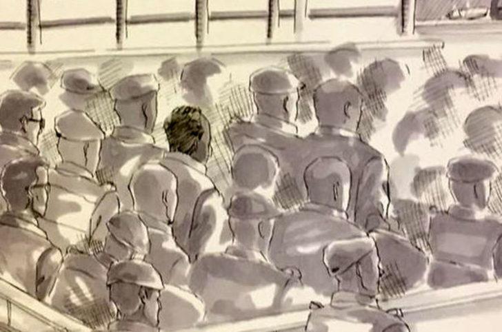 Akıncı Üssü davasında gerginlik: Masal anlatma Meclis'i nasıl bombaladığını anlat!