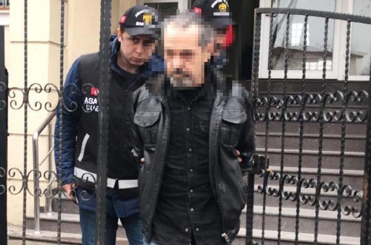 Yufkacıdan sadaka kutusunu çaldı, kameradan yakalandı