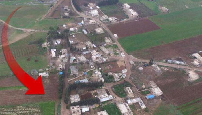 Afrin'de sıcak gelişme... Bir köy daha alındı