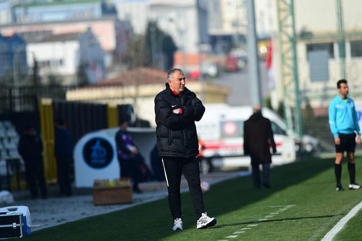 """Orhangazi Belediyespor Teknik Direktörü Uzunköprü: """"Oyuncularıma sonsuz güvenim var"""""""