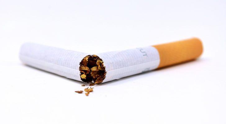 Ama bu durum alkol ve sigara tüketenler için geçerli değildi...