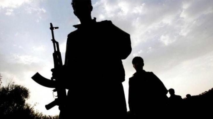 Hakkari Çukurca'da teröristlerden taciz ateşi!