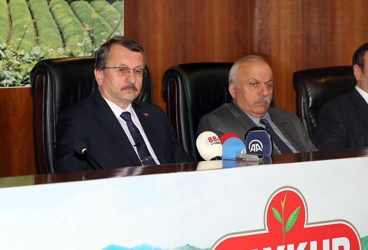 Çaykur Genel Müdürü Sütlüoğlu'ndan 'günah' iddiasına cevap: Bu bir komploydu