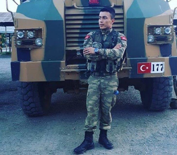 Afrin'de yaralanan Besnili Uzman Çavuş GATA'da tedavi altına alındı