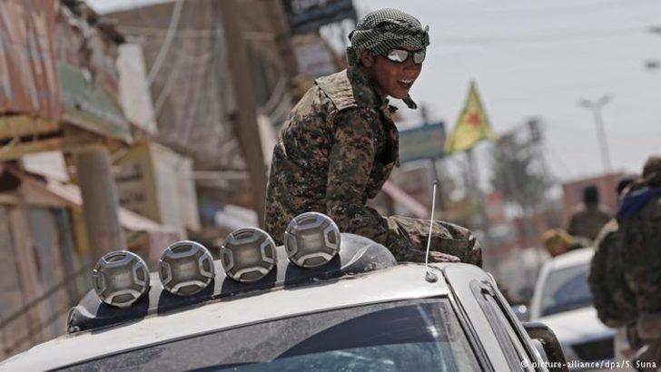 Reuters: Esad Afrin'de gizlice Kürtleri destekliyor