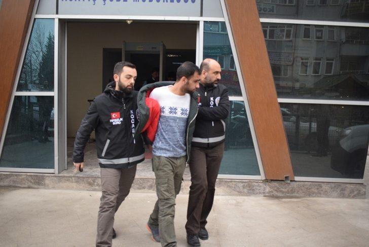Kocaeli'de 7 iş yerini soyan 3 kişi tutuklandı